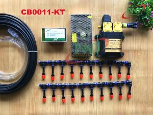 Trọn bộ tưới phun sương CB0011-KT