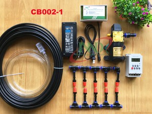 Trọn bộ tưới phun sương CB002-1