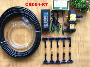 Trọn bộ tưới phun sương CB004-KT