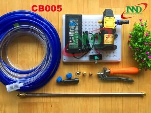 Trọn bộ cần phun thuốc CB005